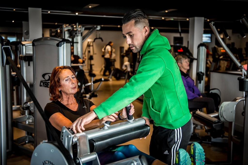 Personal Training ruimte Person Trainer